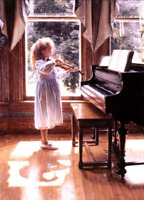 Violin lessons at the Conservatory of Performing Arts (all ages)