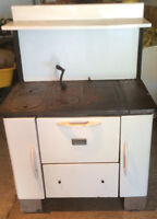 Autocraft Corp. Wood Cook Stove, With Oven, Great Shape, 400$