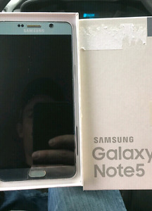 GALAXY NOTE 5 64GB Excellent condition