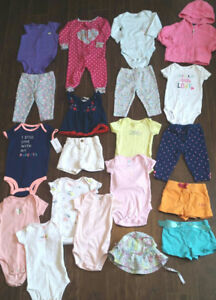 Gently Used Baby Girl Clothes Buy Or Sell Baby Items In Edmonton