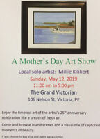 Mother's Day Art Show!