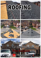 Re-roofing replacement roofing services Free estimate