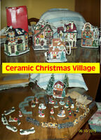 Lite Christmas Village