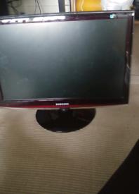 Samsung monitor, Used