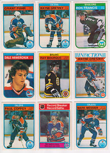 1982-83 O-Pee-Chee Complete Set (82-83 OPC) - GREAT CONDITION!