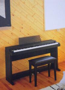 Piano Roland avec interface MIDI