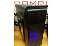 ULTRA FAST Dual Core 4.1Ghz 8GB 750GB HDD Desktop Gaming PC Computer FREE SAMEDAY DOOR DELIVERY L@@K