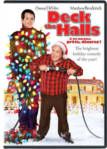 Deck the Halls-Excellent condition dvd