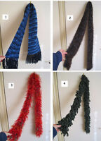 Hand Knit SCARVES / FOULARDS - New!