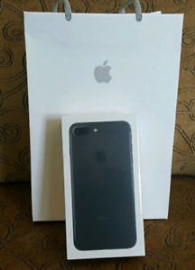 SEALED Box Factory Unlocked iPhone 7 PLUS 128GB With Warranty