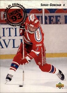1993/94 Upper Deck Hockey Cards Series One - #1-310 London Ontario image 1