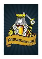 Sell Kings Cup Game decks of cards