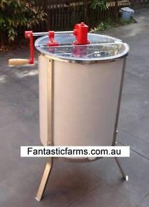 4 Frame Manual Honey Extractor German design Bullsbrook Swan Area Preview