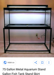 Looking for a 75 gallon stand