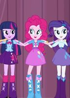 My little pony parties and Princess parties