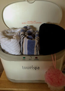 PRICE SLASHED - Lovely Warm Towels after your Shower-$25!!!