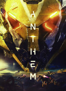 Anthem Digital Code for Full Game PC