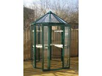 Greenhouse- octagonal
