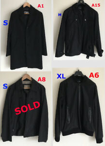 Assorted Jackets & Coats. Mainly New, Assorted Sizes