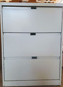 3-DRAWER OFFICE CABINET