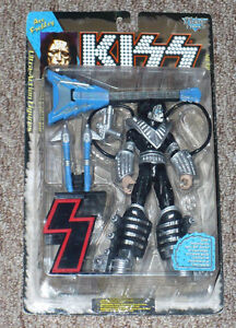 KISS ACE FREHLEY 1997 MacFarlane Action Figure New in Package