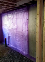 WEST- ISLAND +1.5145690065 WALLTITE Purple insulation Cellulose