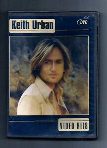KEITH URBAN VIDEO HITS RELEASED 2004