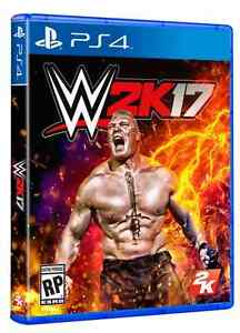 WANTED: WWE 2K17