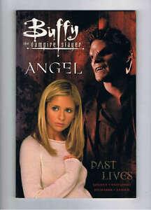 Buffy-The-Vampire-Slayer-Angel-Past-Lives-TPB-NM-2001