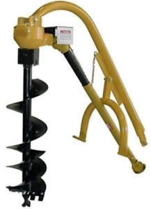 Brand new vassar MADE IN THE USA. Heavy duty 3 point hitch auger