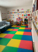 Spot available in licensed/subsidized daycare(Parkridge)