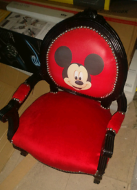 Children's Mickey Mouse Armchair