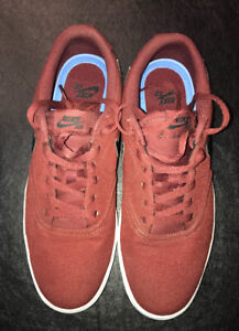 Men's Nike SB Check Solar Canvas Skate Shoe size of 9.5