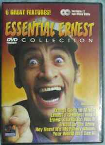 The Essential Ernest Collection DVD