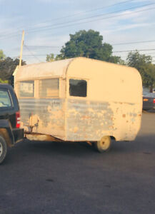 Vintage | Buy Travel Trailers & Campers Locally in Ontario