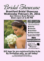 Brantford Bridal Show February 24th 2016