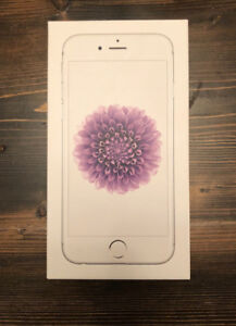 Brand New 32G IPhone 6 and Screen Protector