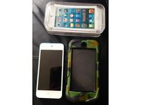 iPod touch 5th gen blue 16gb