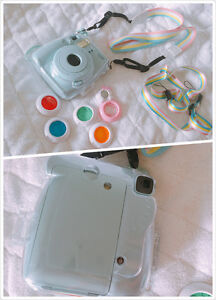 Fujifilm instax mini 8 Blue &  Accessories