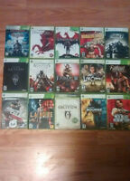 Xbox 360 w/ 15 games and 6ft HDMI cord  in Amherst, N.S.