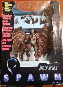 Attack Spawn Toy Action Figure