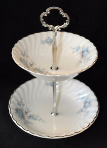 SMALL  TIERED  CAKE STAND'S FOR HOLDING JEWELRY