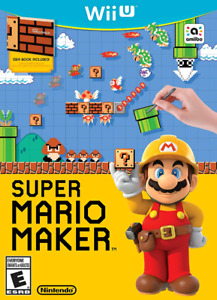 Mario Maker for the Wii U... played once