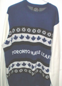 innovative design 37271 3ab12 Sweaters Leafs | Kijiji in Ontario. - Buy, Sell & Save with ...