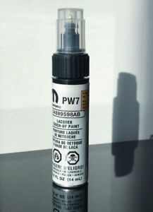 Chrysler / Dodge / Jeep BRIGHT WHITE C/C Touch Up Paint (PW7)
