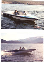 SKI BOAT - CLASSIC AND IN EXCELLENT CONDITION