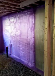 WHY CALL +1.5145690065 Purple Insulation Spray in Quebec