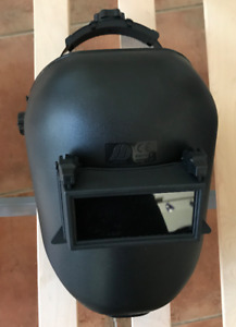 Flip Front Welding Helmet, New in Bag