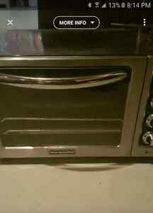 Kitchen aide toaster oven