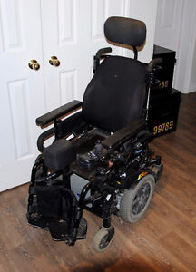 Electric Power Wheelchair - Good Condition
